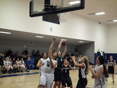 """Girls Varsity Basketball • <a style=""""font-size:0.8em;"""" href=""""http://www.flickr.com/photos/34834987@N08/13883941341/"""" target=""""_blank"""">View on Flickr</a>"""