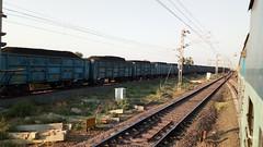 LIFELINE OF POWERPLANT BEING TRANSPORTED ON LIFELINE OF INDIA