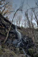 Unnamed Falls, White County, Tennessee 2 (Chuck Sutherland) Tags: waterfall falls stream creek water whitecounty tennessee tn