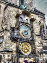 Prague astronomical clock (mmalinov116) Tags: czech republic prague praha astronomical clock oldest