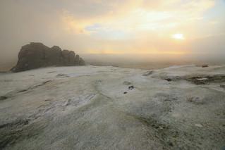 Hay Tor Dawn, Dartmoor, UK