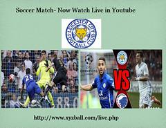 การแข่งขันฟุตบอล - ตอนนี้ดูสดใน Youtube