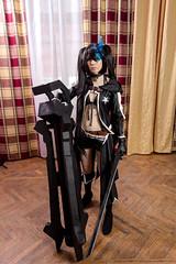 0A2A0619 (shimada_mayu) Tags: blackrockshooter brs супермишки2017 мишки akf akf2017 фотопихота fotopihota cosplay コスプレ косплей