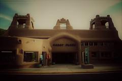 (Talisman39) Tags: taos nm new mexico analog vignette fade cabot plaza