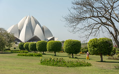 Lotus Temple (@jo_did_this) Tags: delhi india temple lotus flower shape architecture building famous unusual iconic bahai worship religion petals marble structure church multifaith
