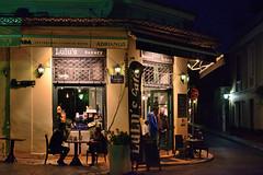 Lulu's Bakery & Deli, Plaka, Athens (Alona Azaria) Tags: plaka athens lulu bakery greece greek night nikon nikkor d800 28300mmf3556