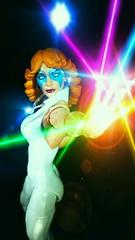 Hand, light show, weapon (custombase) Tags: marvellegends xmen disco dazzler