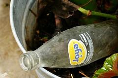Joya. (Orcoo) Tags: soda envase basura botella color colores colors trash bottle