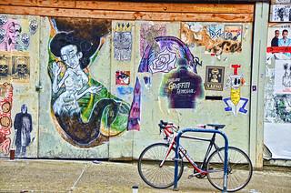 Portland Graffiti Removal