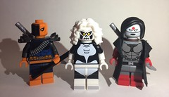 New and Improved DC Figures (puristdcfigs) Tags: katana silverbanshee deathstroke dc lego