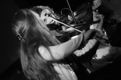 Dawn and Margie Beaton – Kickin' Up A Storm – 10/13/11 (photo: Neil Gascoyne)