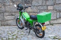 Green Casal (JOAO DE BARROS) Tags: joão barros casal bike motorcycle