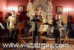 Jazz al Palau de Maricel Sitges 2017 (Sitges - Visit Sitges) Tags: festival de jazz antic sitges 2017 visitsitges palau maricel leroy jones salo dor