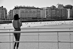 www.unaialberdi.com (UNAI ALBERDI ALONSO) Tags: luz light donostia gipuzkoa euskadi basque girl paisaje naturaleza vistas nikon fotografía monocromático