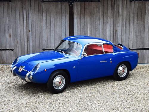 Abarth 750 Zagato (1959)
