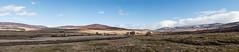M3W Glen Esk Panorama- (Cal Fraser) Tags: 3wheeler car glenesk m3w morgan panoramic scotland tarfside threewheeler panorama