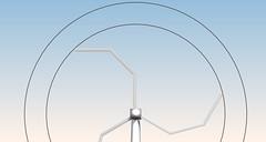 05-Low Noise Wind Turbine Strong Wind (fritzvanderlaar) Tags: wind turbine windmill alternative blades