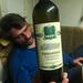 Depois de algumas taças do vinho local