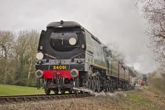 BOB no.34081 '92 Squadron' (alts1985) Tags: bob no34081 92 squadron hampton loade severn valley railway spring steam gala svr train worcestershire shropshire 170317 180317
