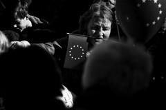 . (Thorsten Strasas) Tags: 60jahre 60thanniversary berlin cake deutscherdom eu europa europaeischeunion europe europeanunion fahne flagge fotograf gendarmenmarkt grenze kod kundgebung mitte photographer poland polen schauspielhaus schlagbaum schwarzweiss torte unterschriftensammlung verstaendigung wolfgangtillmans border dance flag protest rally germany de