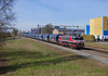 CT 1619 met graan Te Barneveld (Nick van Dijk trainphotography) Tags: ct captrain 1619 itl 186 graan vtg blauw schoon barneveld