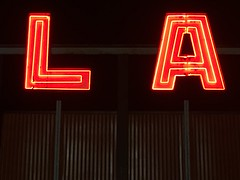 Capri Lanes (jericl cat) Tags: columbus ohio 2016 capri lanes neon bowling alley night red glow roadside vintage americana font typography bowl