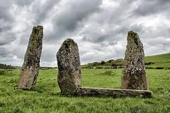Garrane Stone Row / Alignment (Tony Mulraney) Tags: garrane stone row alignment megalithic cork munster ireland