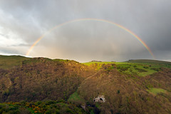Dove Holes Rainbow