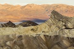 Zabriskie Morning (lycheng99) Tags: zabriskiepoint zabriskie deathvalley deathvalleynationalpark valley desert nationalpark sunrise sun outdoors mountains geology peak color landscape nature