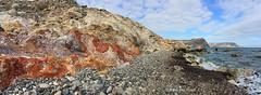 Colourful Rocks (nina.polareuth) Tags: andalusía colourfulrocks mediterranean mediterraneansea lasnegras explore inexploreapril82017 parquenaturalcabodegataníjar