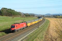 ÖBB/RCC 1116 056, Harrbach (Sander Brands) Tags: öbb obb taurus 1116 trein train treni treno trenuri pct rcc maintal maindal siemens kbs kbs800