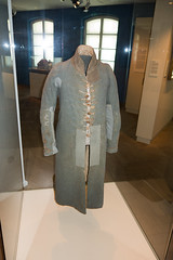 An ancient well-worn coat