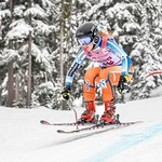 Ine Haugland (Norway) Super-G Silver PHOTO CREDIT: Coast Mountain Photography www.coastphoto.com
