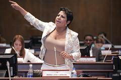 María José Carrión - Sesión No.445 del Pleno de la Asamblea Nacional / 19 de abril de 2017 (Asamblea Nacional del Ecuador) Tags: asambleanacional asambleaecuador sesiónno445 pleno plenodelaasamblea plenon445 445 maríajosécarrión