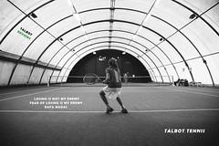 Talbot's perspective (talbottennis) Tags: tennis tennissurface tennisconstruction tenniscourt talbottennis