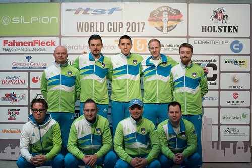 Team Slovenia Men D2
