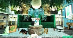 Majesty- The Oasis Pt.Two (Ebony (Owner Of Majesty)) Tags: kalopsia kalopsiasl collabor88 refuge fancydecor jian theloftaria soy keke ariskea dustbunny balaclava majesty majestysl majesty2017 majestyinteriors secondlife sl homedecor homeandgarden homes homesweethome homey home interiordecor interiordecorating interiors interiordesign decor decorating design fancy homespaces livingspaces entertainment