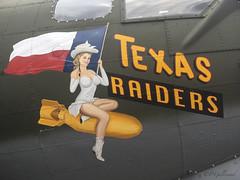 """Boeing B-17G """"Texas Raiders"""" (phil.gallerand) Tags: texasraiders b17 boeing flyingfortress forteressevolante"""