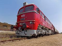 M62 001 (lukacsmate18) Tags: m62 001 628 mav hungary szergej sergei train freight rail railway