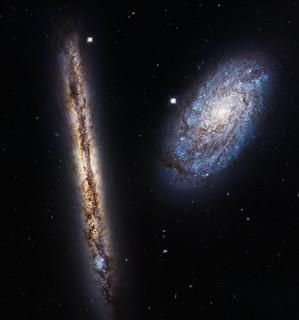 Cosmic pairing