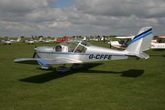G-CFFE EV97 (nickthebee) Tags: ev97 eurostar ev97flyin2017 sywell