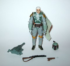 VC09 boba fett the empire strikes back 2nd release version star wars the vintage collection star wars the empire strikes back basic action figures hasbro 2010 a (tjparkside) Tags: vc09 09 vc tvc boba fett empire strikes back 2nd second release version star wars vintage collection tesb esb basic action figures figure hasbro 2010 episode 5 v five bespin slave 1 removable helmet weapon weapons mitrinomon z6 jet pack blastech ee3 carbine rifle modified westar 34 pistol wave one i