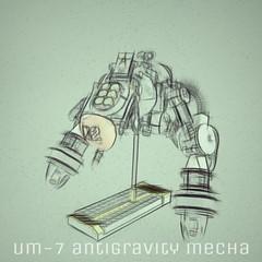 R&D UM-7 Antigravity Mecha Concept (Marco Marozzi) Tags: lego legomech legodesign marco marozzi moc mecha maschinen krieger antigravity dieselpunk