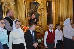 Концерт воскресной школы