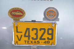 Chevrolet Fleetline (bballchico) Tags: chevrolet fleetline 1948 gnrs2017 carshow veteranoscc licenseplate