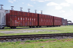 spencer 187 (Fan-T) Tags: southern big john covered hopper articulated experiment