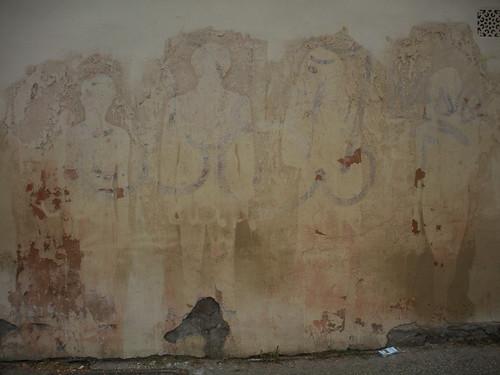 Ciò che resta - Zilda per Pasolini - Via Induno -Roma