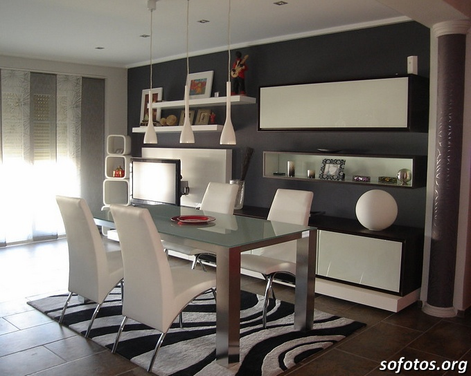 Salas de jantar decoradas (47)
