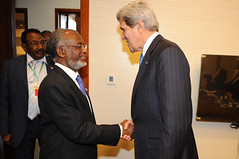 Secretary Kerry Meets With Sudanese Foreign Minister Ali Karti (U.S. Department of State) Tags: african sudan union ethiopia johnkerry diplomacy alikarti