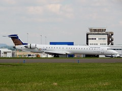 D-ACNF CRJ-900 (B Gibbens) Tags: nikon cardiff lufthansa landed crj bombardier canadair crj900 cardiffairport rhoose cwl eurowings p510 nikonp510 dacnf